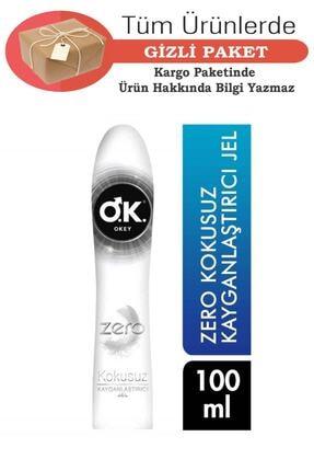 Okey Kayganlaştırıcı Jel Zero 100 ml 4