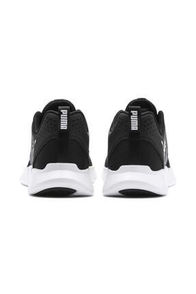 Puma INTERFLEX MODERN Siyah Erkek Koşu Ayakkabısı 100480260 3
