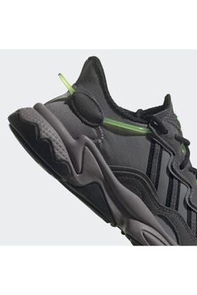 adidas Kadın Spor Ayakkabı Gri Ozweego Fx5186 4
