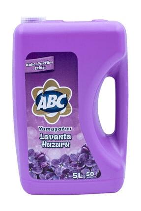ABC Çamaşır Yumuşatıcı Lavanta Huzuru 5 lt 2