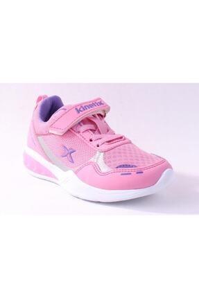 Kinetix JUSTUS J Pembe Kız Çocuk Koşu Ayakkabısı 100492499 0