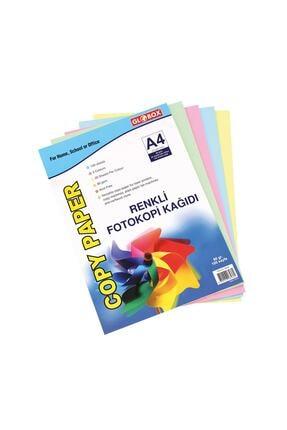 Faber Castell Globox Renkli Fotokobi Kağıdı 100'lü 0