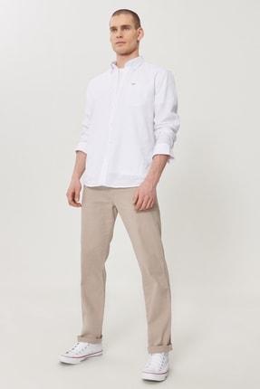 Wrangler Arizona Straight Fit Normal Bel 5 Cep Esnek Pantolon 0