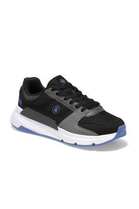 Lumberjack WANG Siyah Erkek Sneaker Ayakkabı 100535481 0