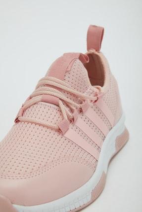Muggo UnisexPudra Lastik Sneaker Mgforce01 4
