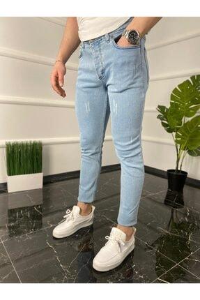 ukdwear Italyan Kesim Tırnaklı Kot Pantolon 1