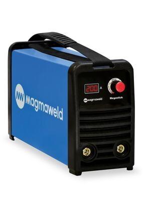 Magmaweld Megastıck Kaynak Makınası 200 Amper 0