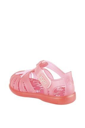 IGOR S10234 TOBBY VELCRO ESTRE Fuşya Kız Çocuk Sandalet 101112264 2