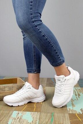 MP Kadın Beyaz Spor Ayakkabı  M.p. 202-6923zn 0