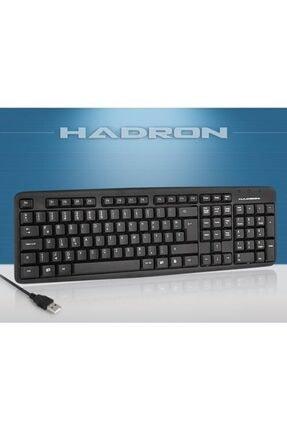 HADRON Hd815 Usb Standart F Klavye 0