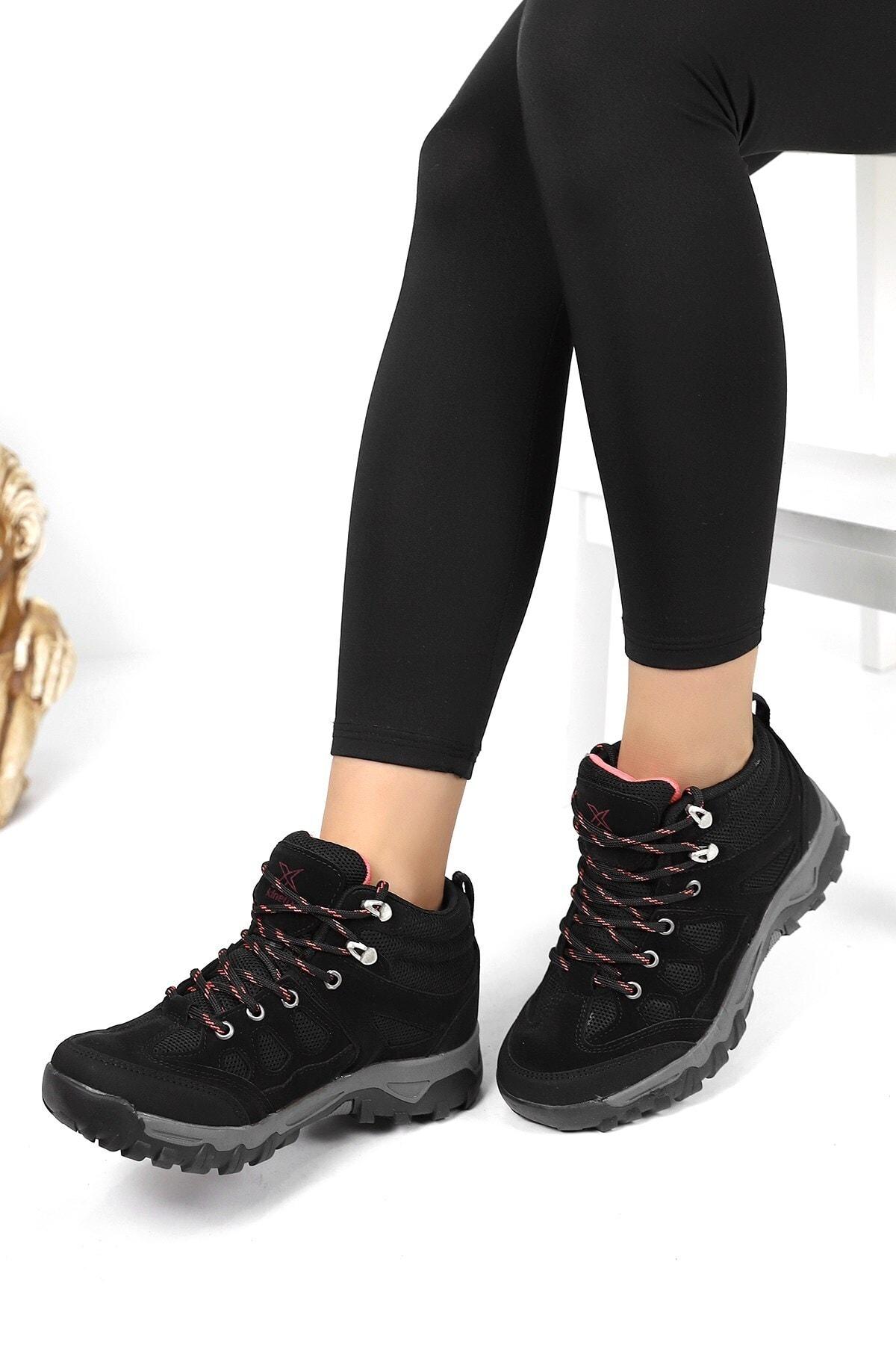 HIKER HI W 9PR Siyah Kadın Outdoor Ayakkabı 100417562