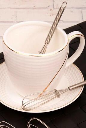 Nova Casa 6'lı Çırpıcı Şeklinde Çay Kaşığı 2