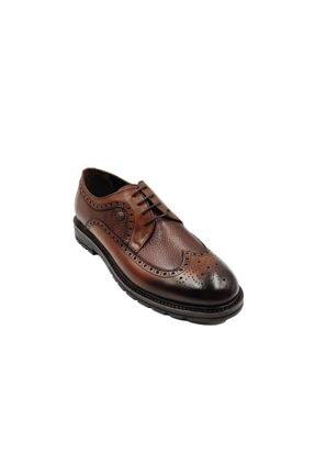 تصویر از 104011 Erkek Taba Klasik Ayakkabı