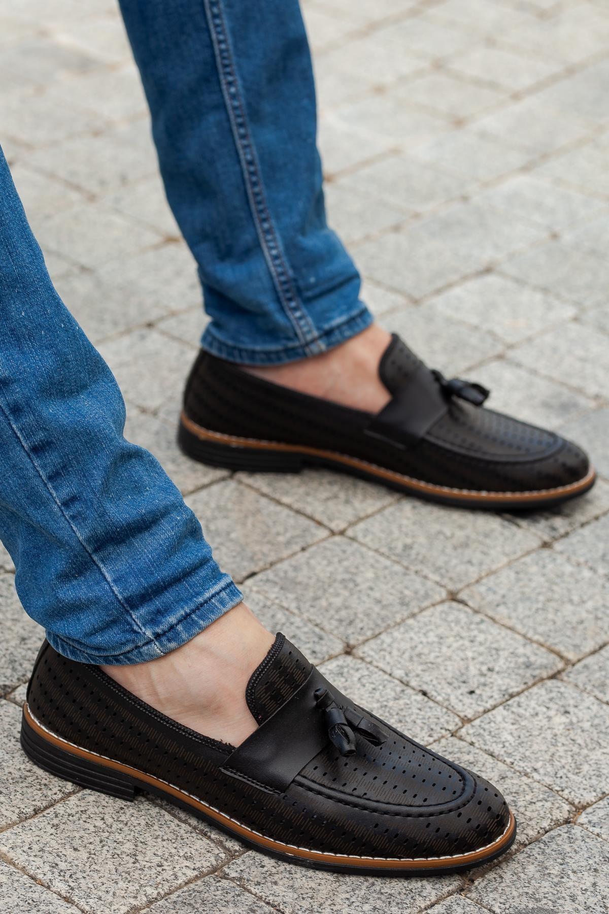 M750 Günlük Ortopedik Yazlık Erkek Ayakkabı