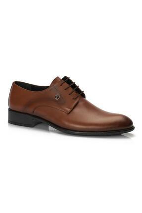 Muggo H043 Hakiki Deri Klasik Erkek Ayakkabı 3