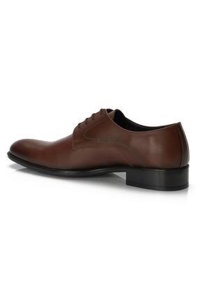 Muggo H043 Hakiki Deri Klasik Erkek Ayakkabı 4