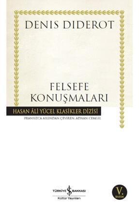 İş Bankası Kültür Yayınları Iş Bankası - Felsefe Konuşmaları / Denis Diderot 0