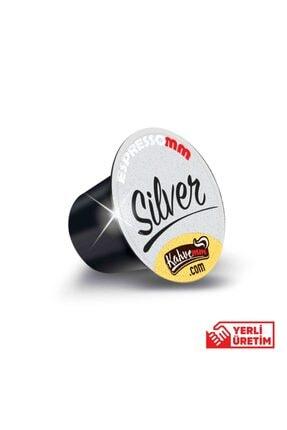 ESPRESSOMM Silver Kapsül Kahve (50 Adet) - Nespresso Uyumlu 2