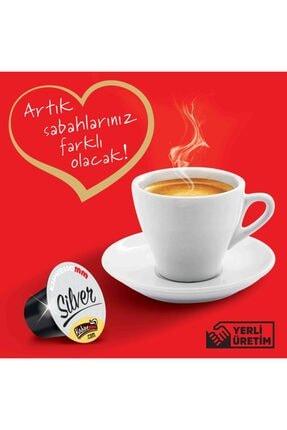 ESPRESSOMM Silver Kapsül Kahve (50 Adet) - Nespresso Uyumlu 3
