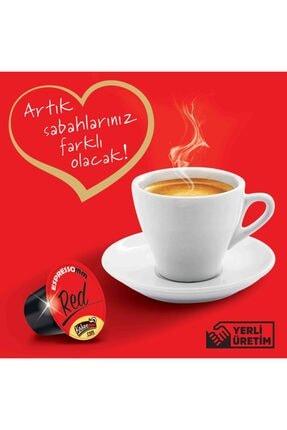 ESPRESSOMM Nespresso Uyumlu Red Kapsül Kahve (100 ADET) 3