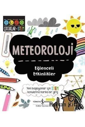 İş Bankası Kültür Yayınları Meteoroloji / Eğlenceli Etkinlikler 0