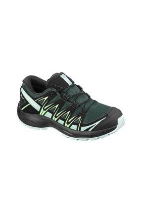 409736 Xa Pro 3d Cswp J Green Gables Icy Mom/ Patina Green Çocuk Spor Ayakkabı resmi