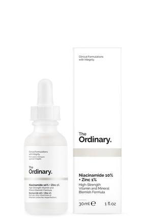 The Ordinary Niacinamide 10% + Zinc 1% 0