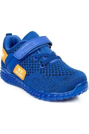 Vicco Alfa Erkek Çocuk Saks Mavi Spor Ayakkabı (313.p20y.104-05) 3
