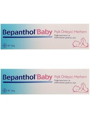 Bayer Bepanthol Baby Pişik Kremi 100 gr Pişik Önleyici 2 Adet 0