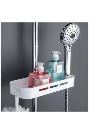 CMT Banyo Duş Organizer Plastik Sabunluk 0