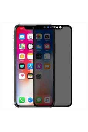 Telefon Aksesuarları Iphone X-xs Kavisli Gizlilik Filtreli Zengin Çarşım Hayalet Ekran Koruyucu 0
