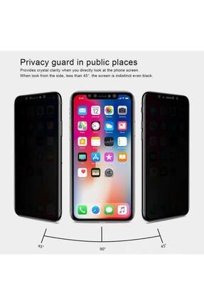 Telefon Aksesuarları Iphone X-xs Kavisli Gizlilik Filtreli Zengin Çarşım Hayalet Ekran Koruyucu 1