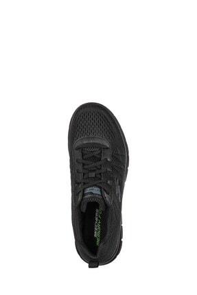 Skechers Erkek Siyah Spor Ayakkabı 4