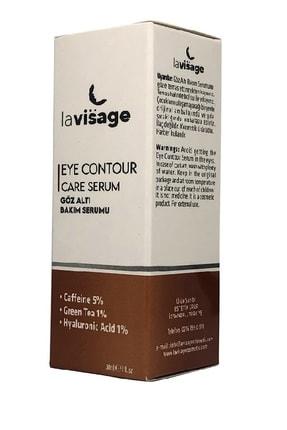 La Visage Göz Altı Morluk Giderici & Torbalanma Giderici Bakım Serumu 30 Ml (caffeine 5%) 3