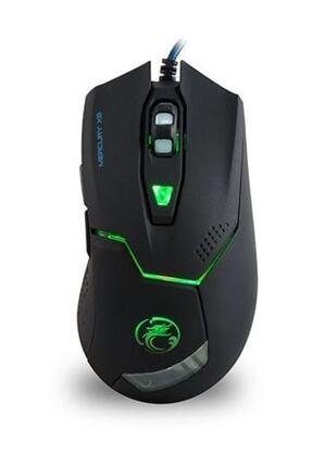 Everest Mercury X8 Usb Siyah 6d Optik Oyun Mouse 2