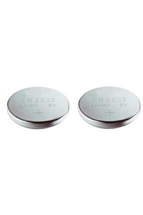 Tvet Cr2032 Para Pil 2 Adet 0