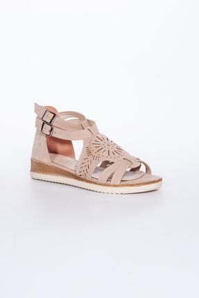 Muggo Ays62 Kadın Sandalet 4