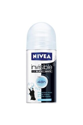 Nivea Invisible Black&white Fresh Kadın Roll-on 50 ml 0