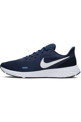 Nike Erkek Lacivert Revolutıon Spor Ayakkabı 5 Bq3204-400 1