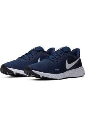 Nike Erkek Lacivert Revolutıon Spor Ayakkabı 5 Bq3204-400 3