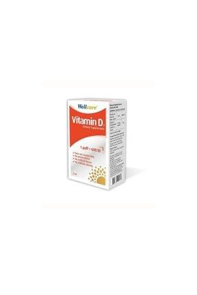 Wellcare Vitamin D3 600 Iu 5 ml Sprey 0