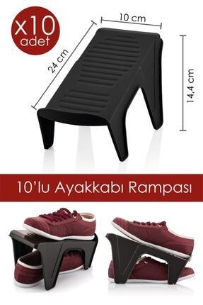 ESNAFDEDE 10'lu Ayakkabı Rampası 1