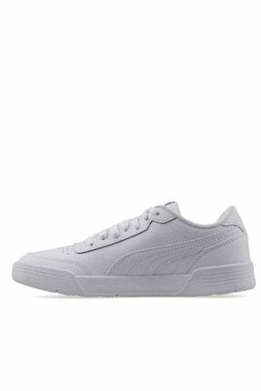Puma Caracal Unisex Günlük Spor Ayakkabı 369863 02 Beyaz 1