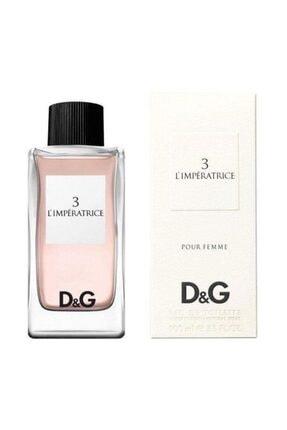 Dolce Gabbana 3 L'ımperatrıce Pour Femme Edt 100 Ml Kadın Parfümü 0