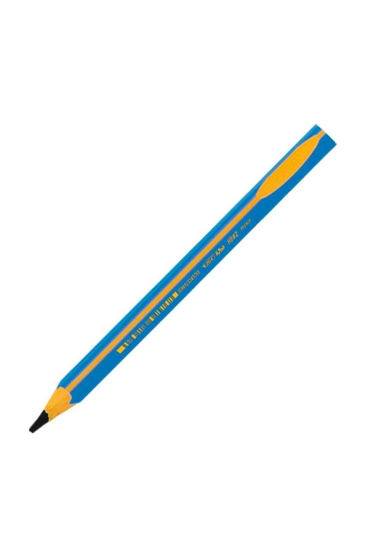 Unisex Çocuk Mavi Kids Evolution Üçgen Jumbo Ilk Yazım Kalemi