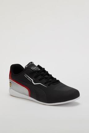 Muggo Erkek Siyah Sneaker Fr5263 0