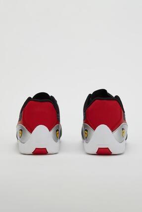 Muggo Erkek Siyah Sneaker Fr5263 2