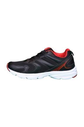 Lotto Koşu Ayakkabı - Bento - T1262 - Kırmızı-siyah 2