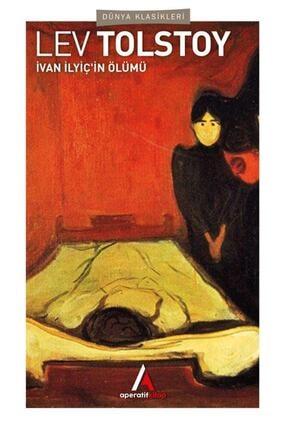 Aperatif Kitap Yayınları Ivan Ilyiç'in Ölümü - Tolstoy - Aperatif Kitap Dünya Klasikleri 1
