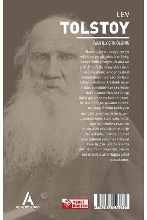 Aperatif Kitap Yayınları Ivan Ilyiç'in Ölümü - Tolstoy - Aperatif Kitap Dünya Klasikleri 2